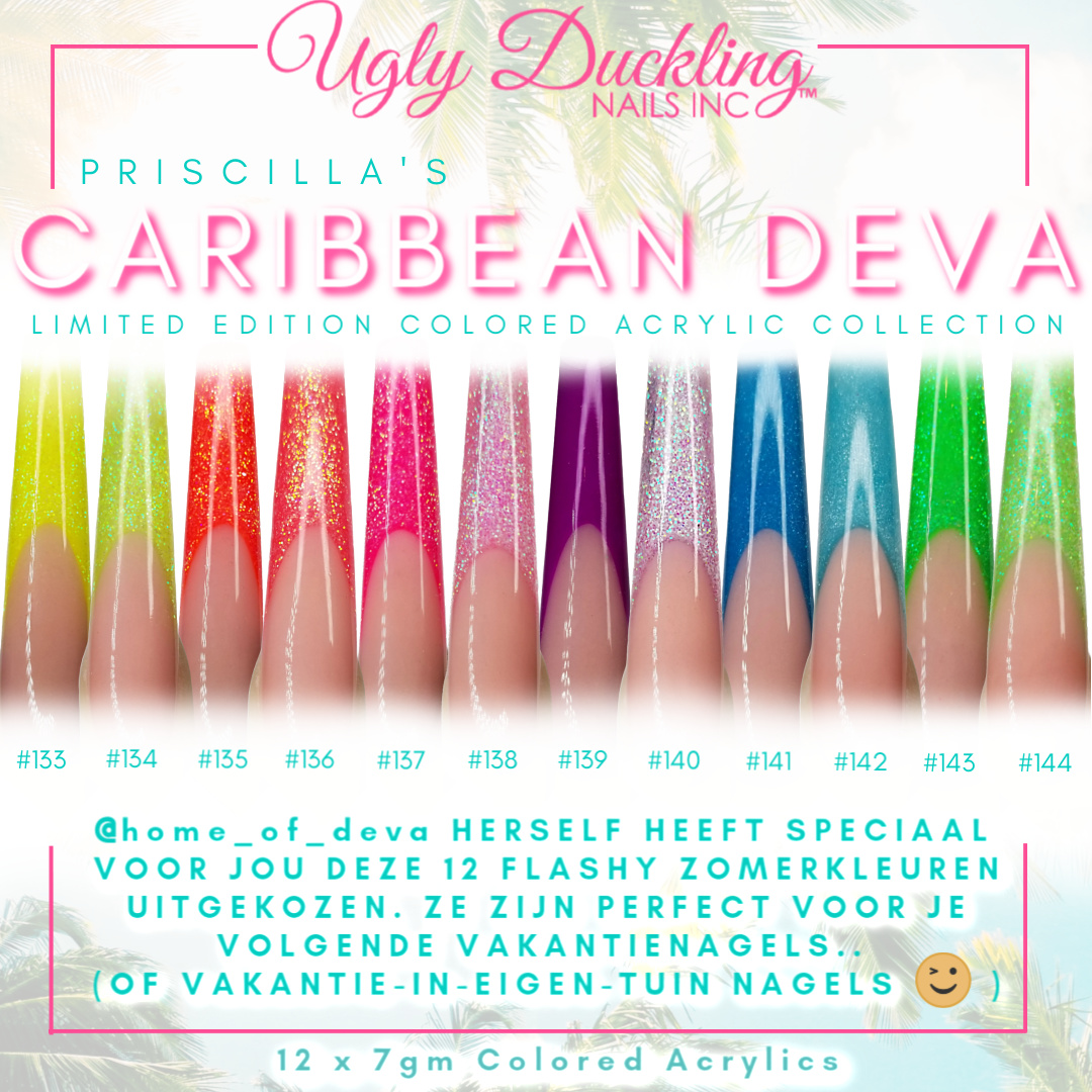 Caribbean Deva Coloracryl Collectie