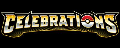 Pokémon TCG Celebrations Logo
