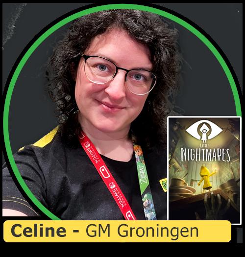 Foto van Celine van Game Mania Groningen