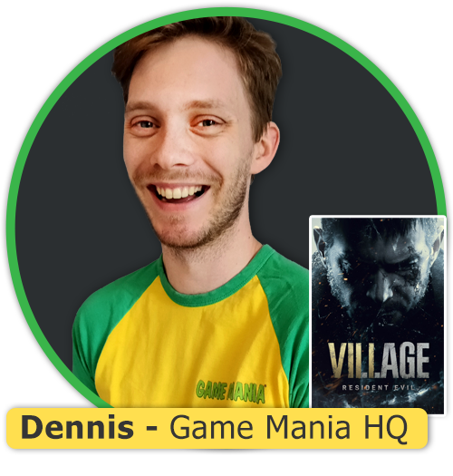 Foto van Dennis van Game Mania HQ