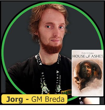 Foto van Jorg van Game Mania Breda