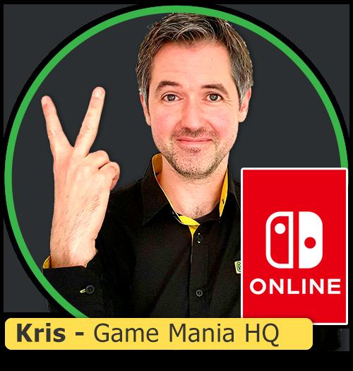 Foto van Kris van Game Mania HQ