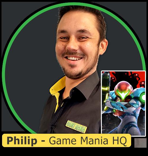 Foto van Philip van Game Mania HQ