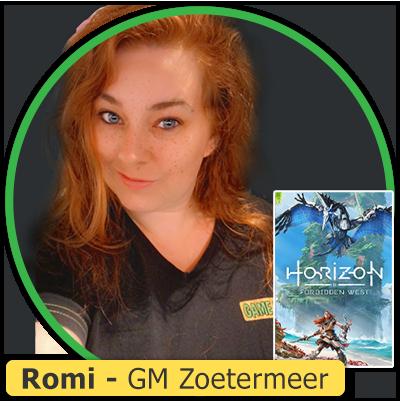 Foto van Romi van Game Mania Zoetermeer