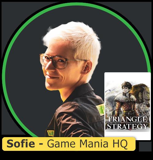 Foto van Sofie van Game Mania HQ