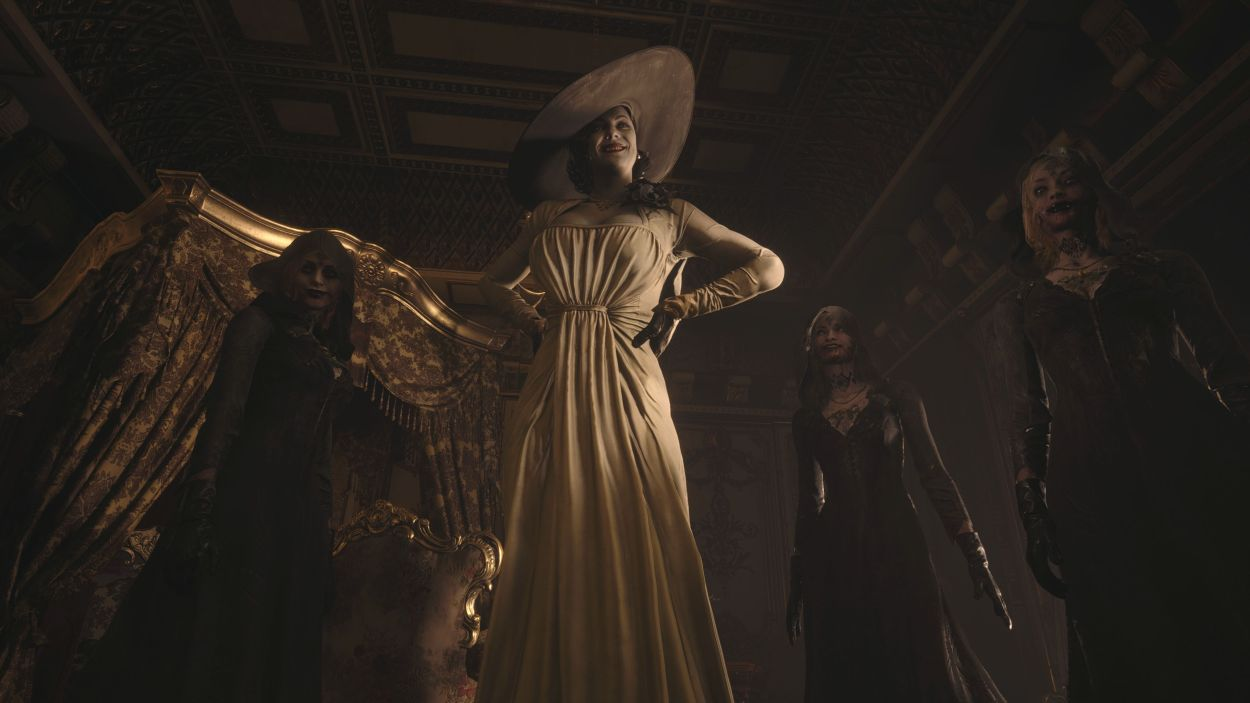 Screenshot van Resident Evil Village
